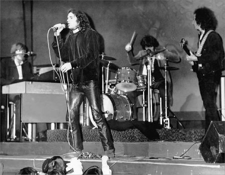 the_doors live on stage