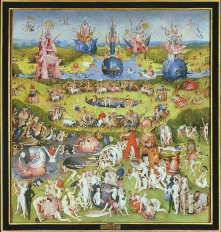 The Garden of Earthly Delights (centre panel)